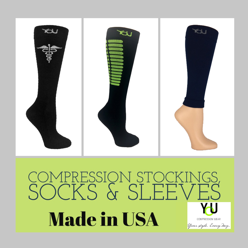 YOU COMPRESSION WEAR | GRADUATED COMPRESSION STOCKINGS